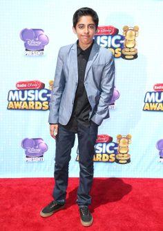 Karan Brar -- Most Stylish Celebs at the 2014 Radio Disney Music Awards   Twist