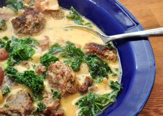 Zuppa Toscana | Spicy Tuscan Soup