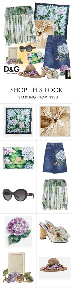 """Just D&G - For my Soul :)"" by carola-corana ❤ liked on Polyvore featuring Pottery Barn, Dolce&Gabbana, Jay Strongwater, Gucci, dolceandgabbana and polyvoreeditorial"