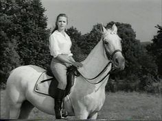 On White Horses let me ride away to a land of dreams so far away!
