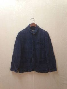 Japanese Brand PPFM Workwear Jacket Size m - Light Jackets for Sale - Grailed