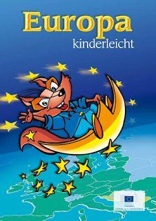 """Kinderbroschüre: """"Europa Kinderleicht"""""""