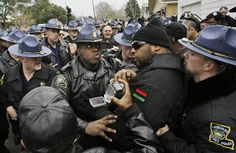 black panter party members | New Black Panthers plan protest over slaying, dragging in South ...