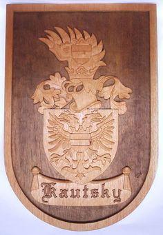 brasão da família Kautsky