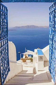 Mavi kapı