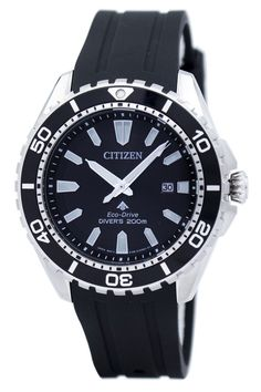 a642e1ef17d Citizen Promaster Eco-Drive Diver s 200M BN0190-15E Gents  Watch