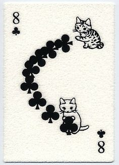 Pottering Cat -poker