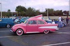 vw bug - volkswagen-beetle