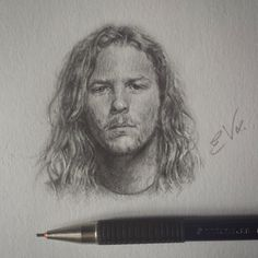 Metallica Albums, Metallica Art, James Hetfield, Cool Drawings, Metal Art, Drawing Ideas, Comic Art, Balls, Singer