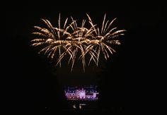Fireworks // Photo: Andrew Henderson for Carla Ten Eyck