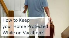 ummer has officially arrived and that often means family vacations!  Whether you're heading out on a long weekend getaway or an extended trip out of state; you should consider taking a few extra steps to assure your home is properly protected before you hit the road. #vacation #travel #home #safety