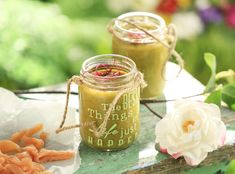 Vegetable soup by Greek chef Akis Petretzikis. A healthy soup packed with nutritious vegetables and roasted salmon you can serve as an appetizer or main dish! Candle Jars, Mason Jars, Green Soup, Mixed Vegetables, Food Styling, Soup Recipes, Good Food, Mugs, Cooking