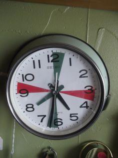 Clocks On Pinterest Wall Clocks Alarm Clock And Clock