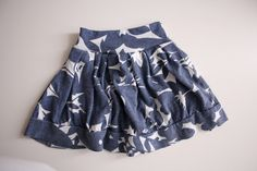 Easy baby skirts tutorial