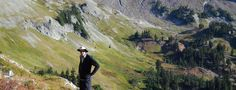 The Pacific Crest Trail offers deep immersion in the vast open spaces of the American West. www.skywalker-pct.com