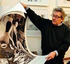 Gli 80 anni di Giuseppe Leone - Auguri ad un raro artista e fotografo!