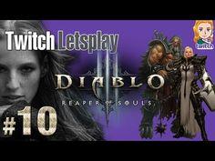 #Diablo 3 RoS * Session Ende * Kreuzritter & #Barbar Season 6 (Part 6) #Twitch Session #10 [DE] - YouTube