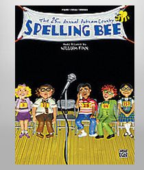 The 25th Annual Putnam County Spelling Bee: Vocal Selections