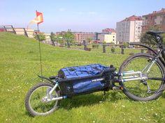 PVC TRAILER (Remolque casero) « Foro de cicloturismo y viajes en bicicleta