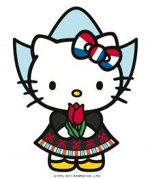 Hello Kitty - Hello Holland - Tentoonstellingen | SieboldHuis