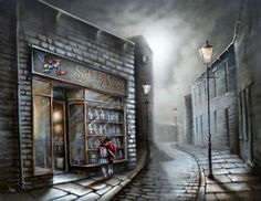 Sweethearts from Bob Barker available now from Evergreen Art Cafe talk to us today about our Free Delivery and Finance options on 01327 878117 Norman Cornish, Landscape Drawings, Landscapes, Angel Pictures, English Artists, Children's Book Illustration, Book Illustrations, Painted Boxes, Pictures To Paint