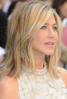HAIR! Jennifer Aniston Medium Length Hair