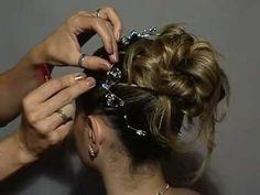 ▶ PENTEADOS PASSO-A-PASSO com Gracielle Gatto - YouTube