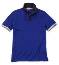 GEOX Blue Shirt