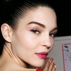 PINK BERRY LIPS  Harper's Bazaar / The Hottest Lipsticks For Fall 2014