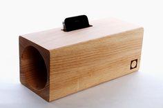 Log, l'amplificatore per smartphone che funziona senza batterie e corrente