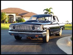 1964 Ford Fairlane 500 427 CI, Automatic presented as lot K193 at Kissimmee, FL 2013 - image1