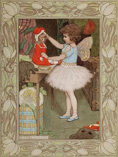 "MARIE LOUISE KIRK, ""Christmas Behind the Scenes""   Flickr - Photo Sharing!"