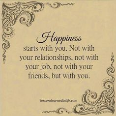Always and Never any other way.* #Happiness is my #Lifetime #Mantra <3 <3