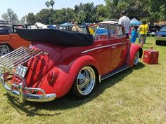 17 Inch Rims, Volkswagen Beetle Cabriolet, Vw Cars, Ruby Red, Convertible, Antique Cars, California, Club, Beetles
