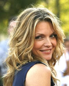 A woman with incredible talent and immeasurable beauty. Michelle Pfeiffer just gets better and better with age.