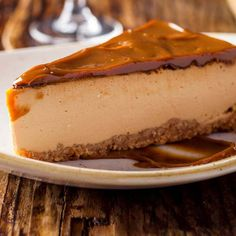 Try our baked dulce de leech cheesecake. This easy cheesecake recipe is an easy caramel cheesecake recipe with dulce de leche. Bake this caramel cheesecake Best Ever Cheesecake Recipe, Easy Cheesecake Recipes, Dessert Recipes, Party Desserts, Dessert Ideas, Chef Recipes, Sweet Recipes, Baking Recipes, Baking Ideas
