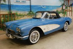 1961 Chevrolet Corvette Roadster | Gentry Lane Automobiles