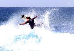 #Surfing in Las Americas, Tenerife
