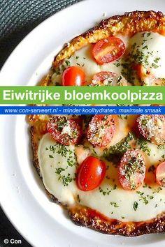 Veggie Recipes, Low Carb Recipes, Crockpot Recipes, Healthy Recipes, Romantic Dinner Recipes, Quick Dinner Recipes, Healthy Pizza, Lowcarb Pizza, Sports Food