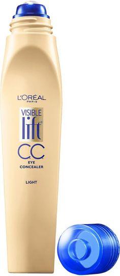 L'Oréal Visible Lift CC Eye Concealer Light Ulta.com - Cosmetics, Fragrance, Salon and Beauty Gifts
