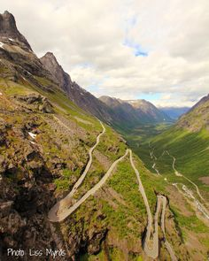 #trollstigen #rauma #andalsnes #landcapephoto liss myraas #travel #visitnorway #norway #norwegian #local #bicycle #hiking