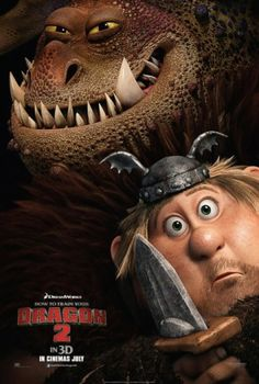 How to Train Your Dragon 2  Here are three new posters