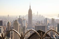 ¿Top of the Rock, One World o Empire State Building? One World Trade Center, East River, Rockefeller Center, Empire State Building, The Rock, New York Projects, Times Square, New York Travel, First World