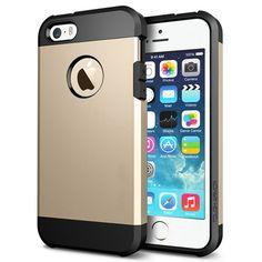 Armor Case Χρυσό OEM (iPhone 5/5s) BULK - myThiki.gr - Θήκες Κινητών-Αξεσουάρ για Smartphones και Tablets - Χρώμα χρυσό