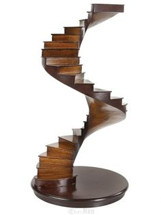 ChroNeo :: Maßstabsgetreues und handgefertigtes Architektur Modell aus hochwertigem Birken- und Kirschholz von Authentic Models  Ein elegantes, architektoni