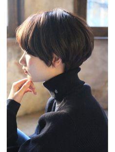 カライングドゥ(ing deux)【+~ing deux】ブラックコンパクトショートb