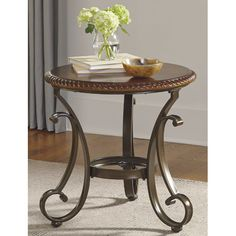 Found it at Wayfair - Gambrey End Table