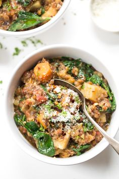 This healthy lentil quinoa stew is made in just one pot and is packed full of delicious wintery root vegetables. Easy to make, vegetarian angluten-free!
