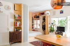 Um mini apartamento super bem resolvido