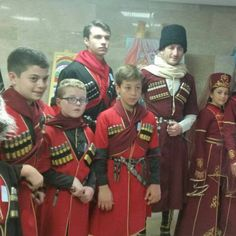 Circassian dancers #adyghe